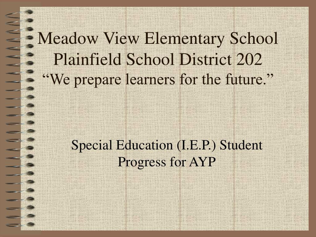 Meadow View Elementary School