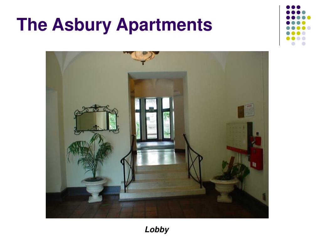The Asbury Apartments