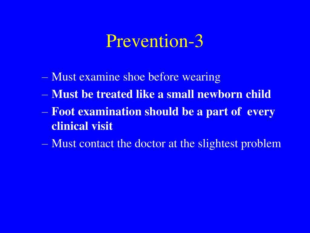 Prevention-3