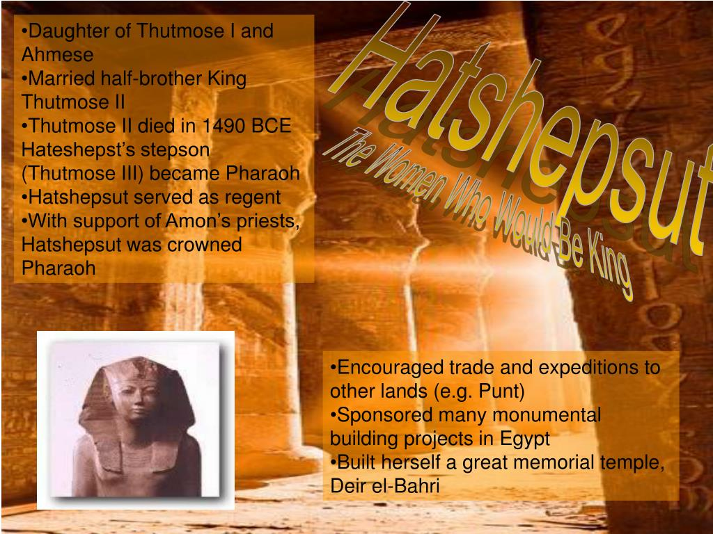 Daughter of Thutmose I and Ahmese