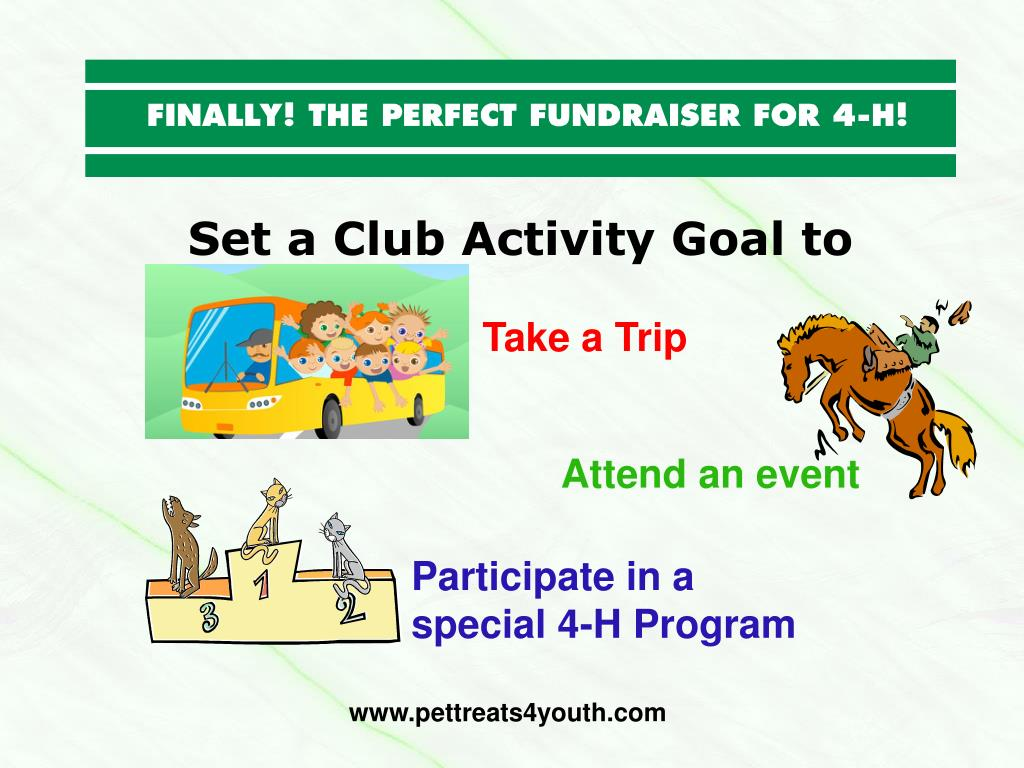 Set a Club Activity Goal to