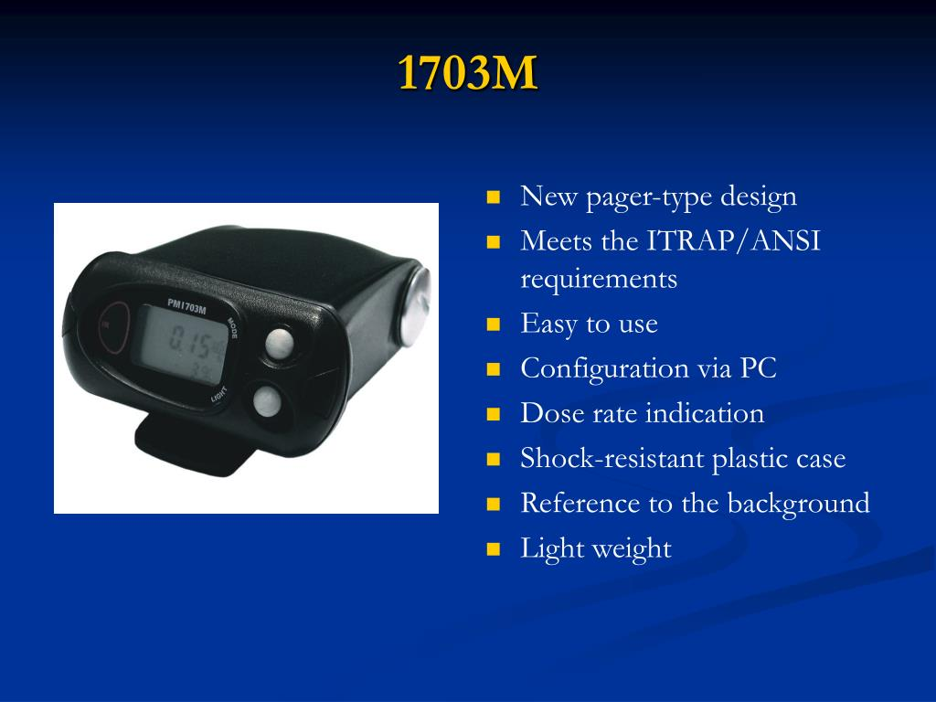 New pager-type design