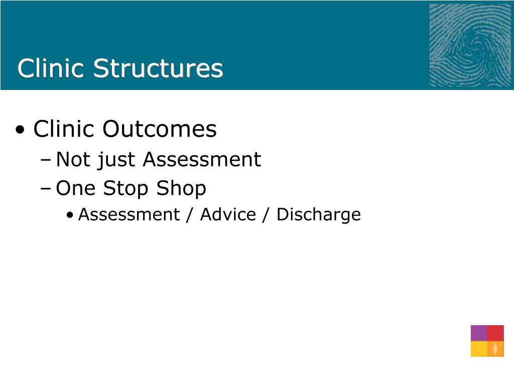 Clinic Structures