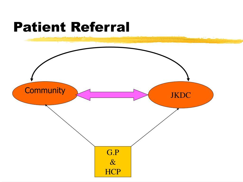 Patient Referral