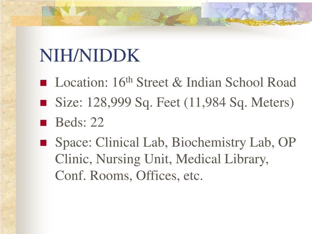 NIH/NIDDK
