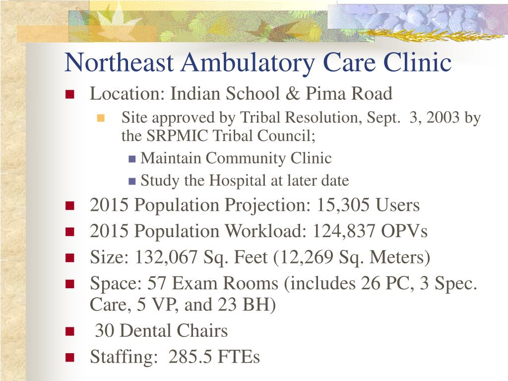 Northeast Ambulatory Care Clinic