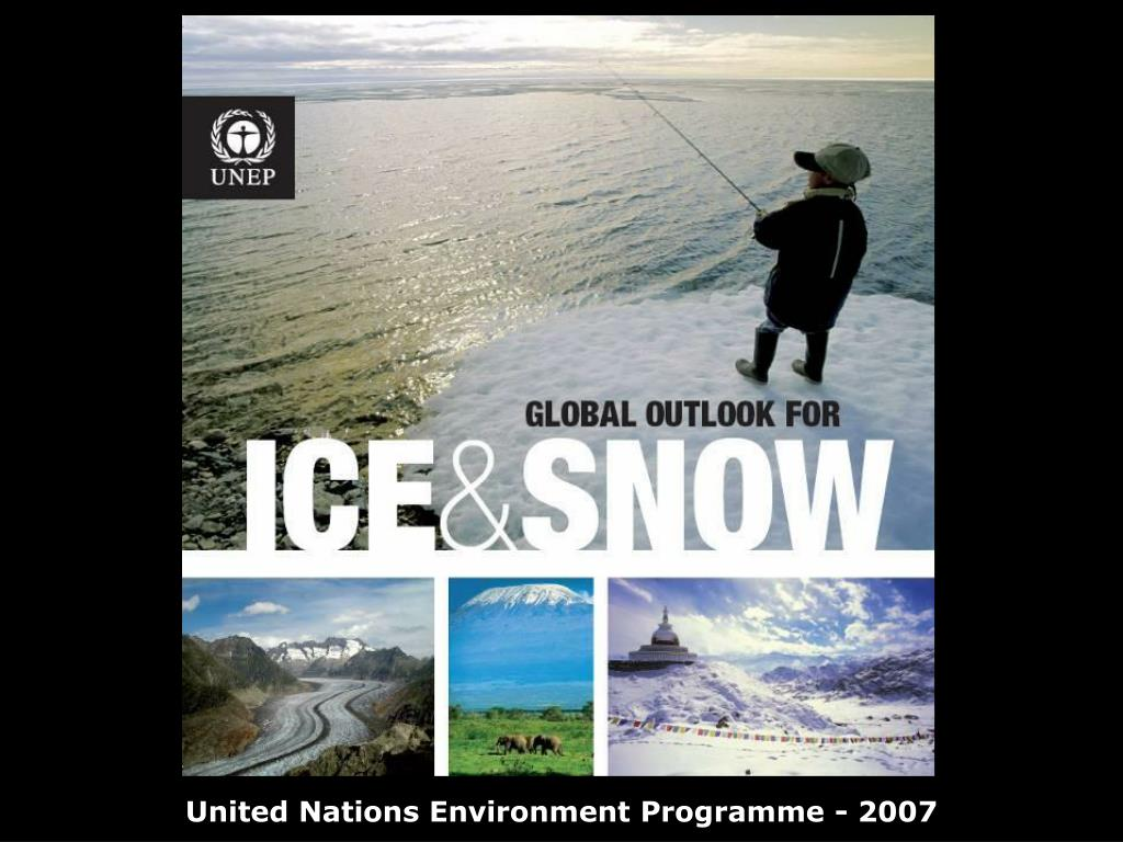 United Nations Environment Programme - 2007