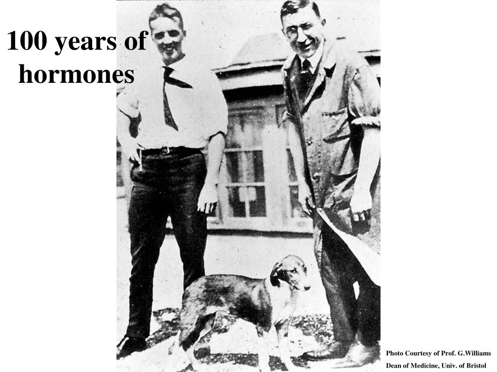 100 years of hormones
