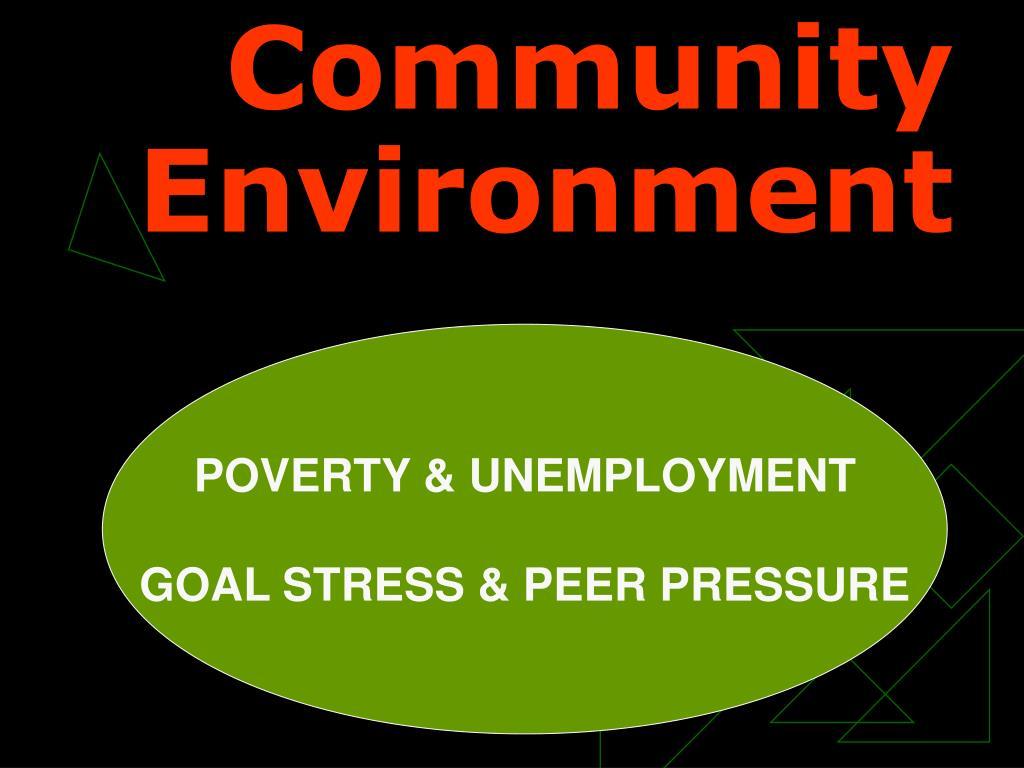 Community Environment