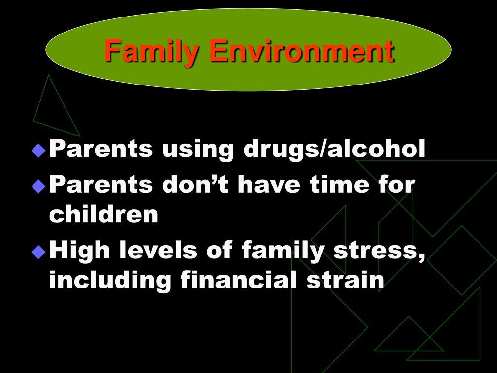 Family Environment
