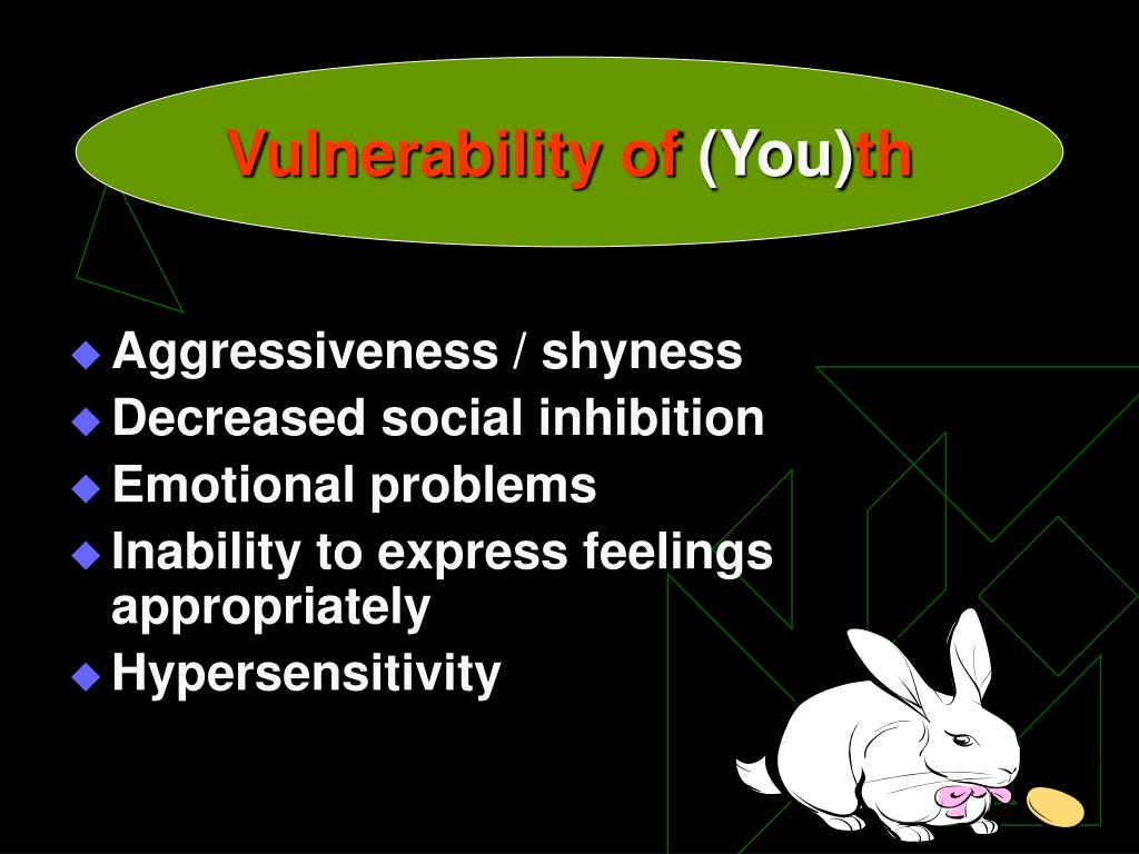 Vulnerability of