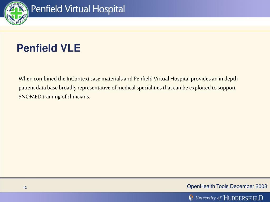 Penfield VLE