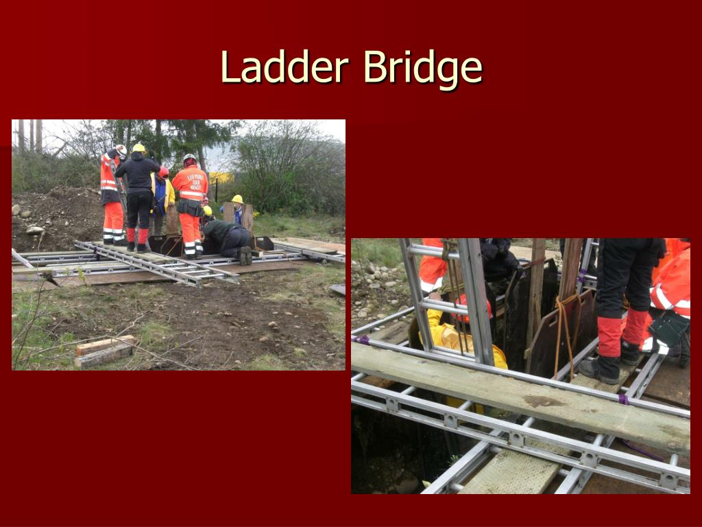 Ladder Bridge