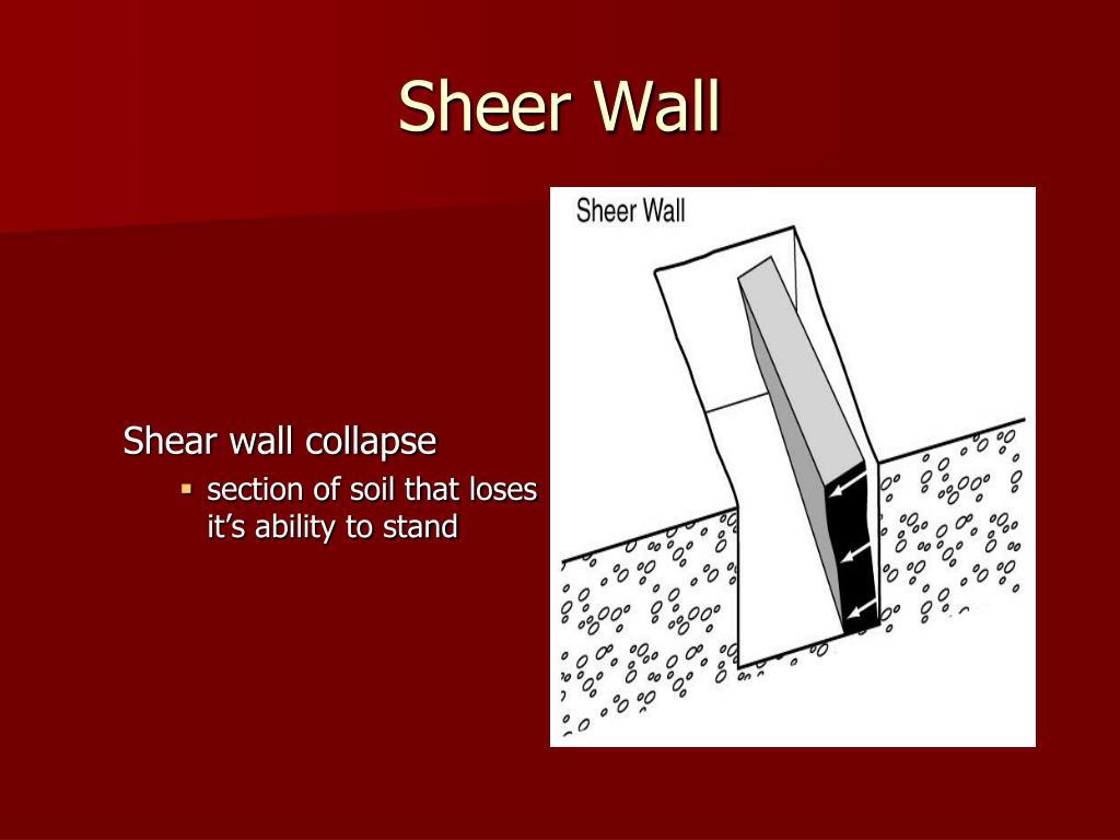 Sheer Wall