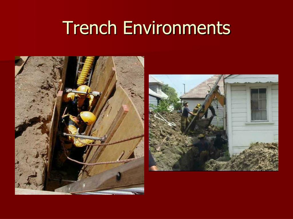 Trench Environments