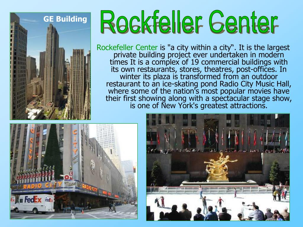 Rockfeller Center