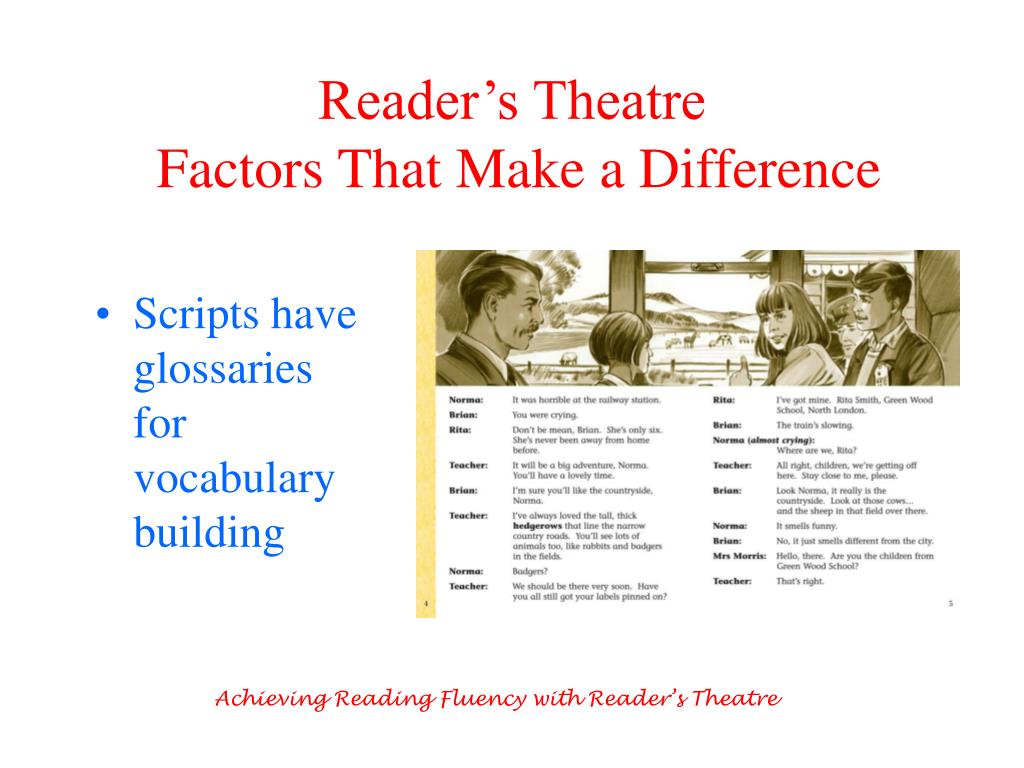 PPT - Achieving Fluency in Reading PowerPoint Presentation ...