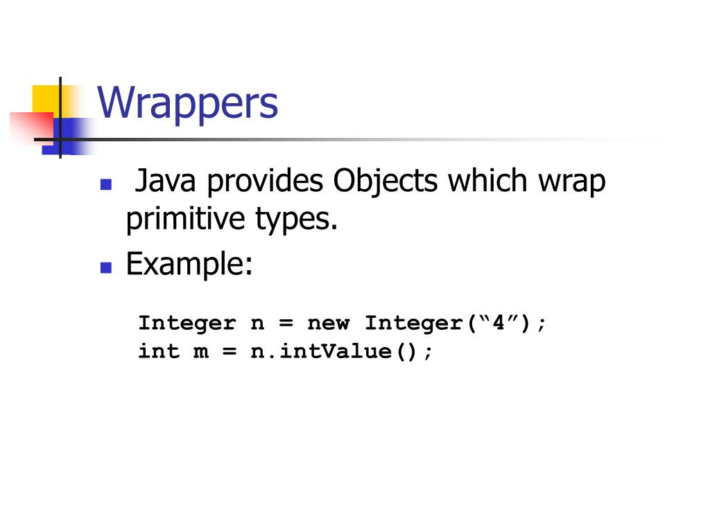 Wrappers