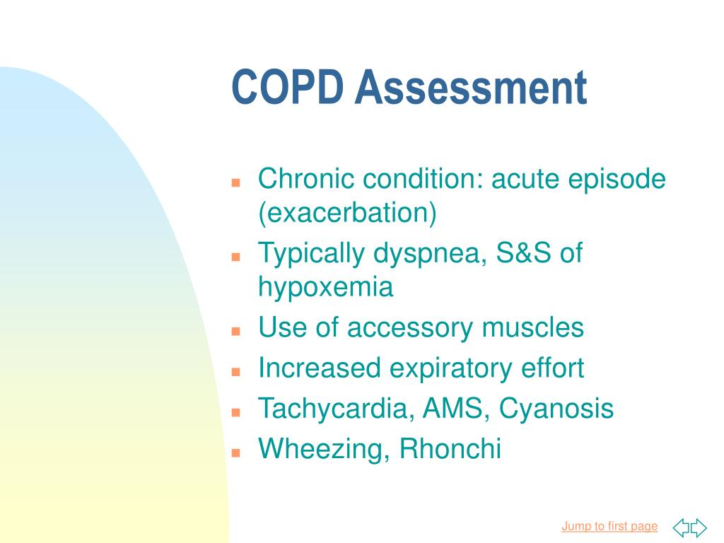 COPD Assessment