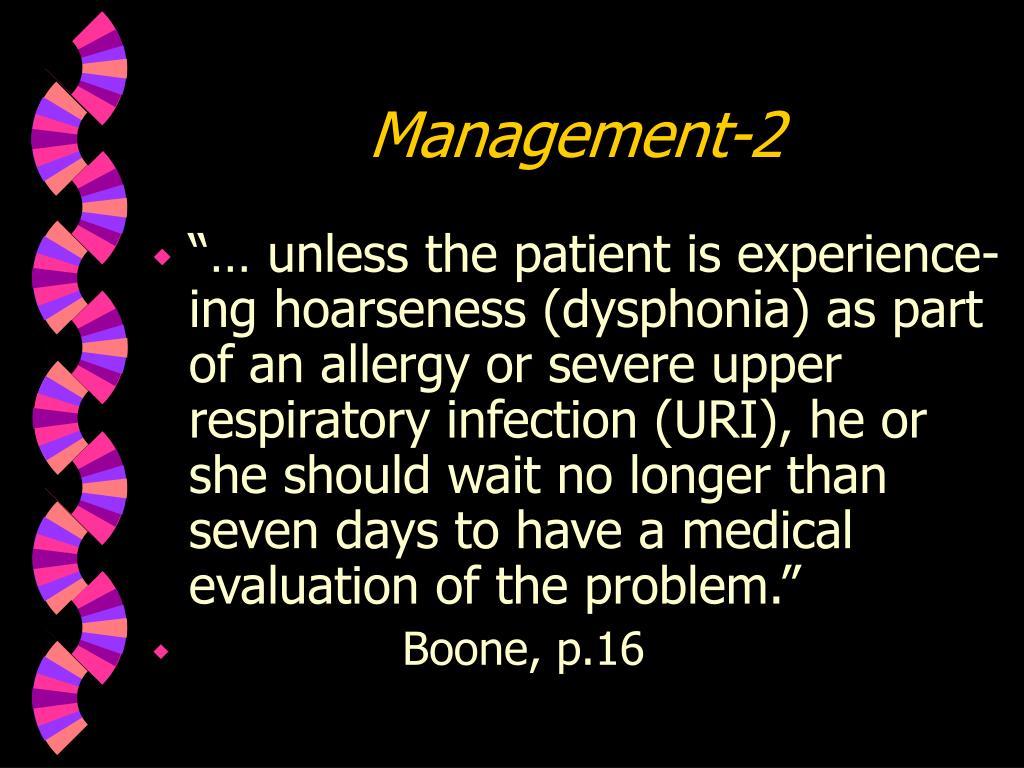 Management-2