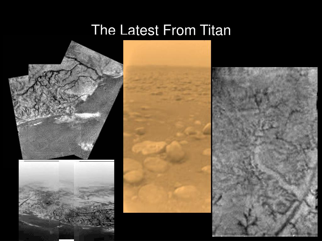 The Latest From Titan