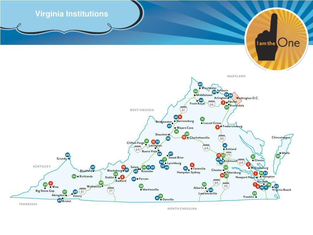 Virginia Institutions