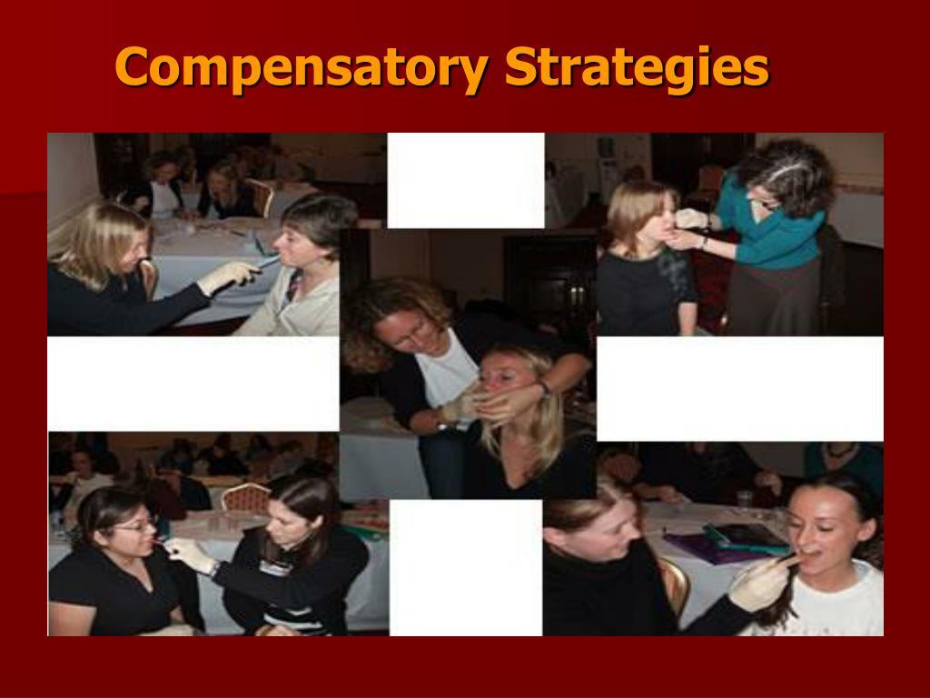 Compensatory Strategies