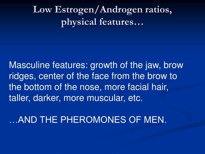 Low Estrogen Facial Hair