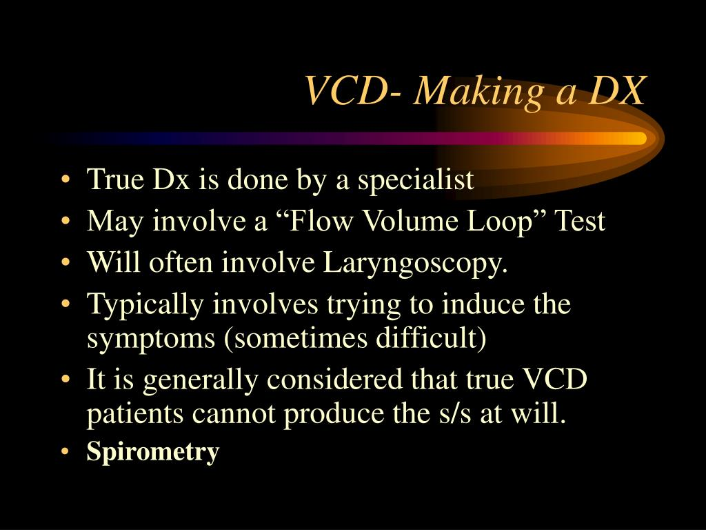 VCD- Making a DX