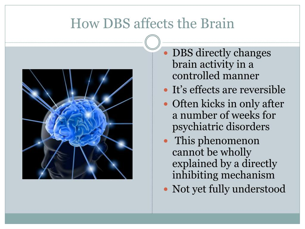 How DBS affects the Brain