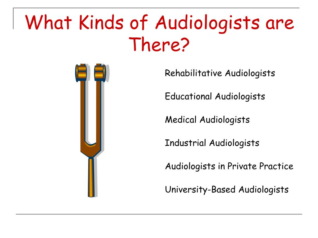 What Kinds of Audiologists are There?