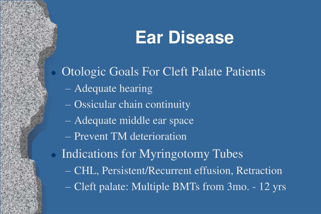 Ear Disease