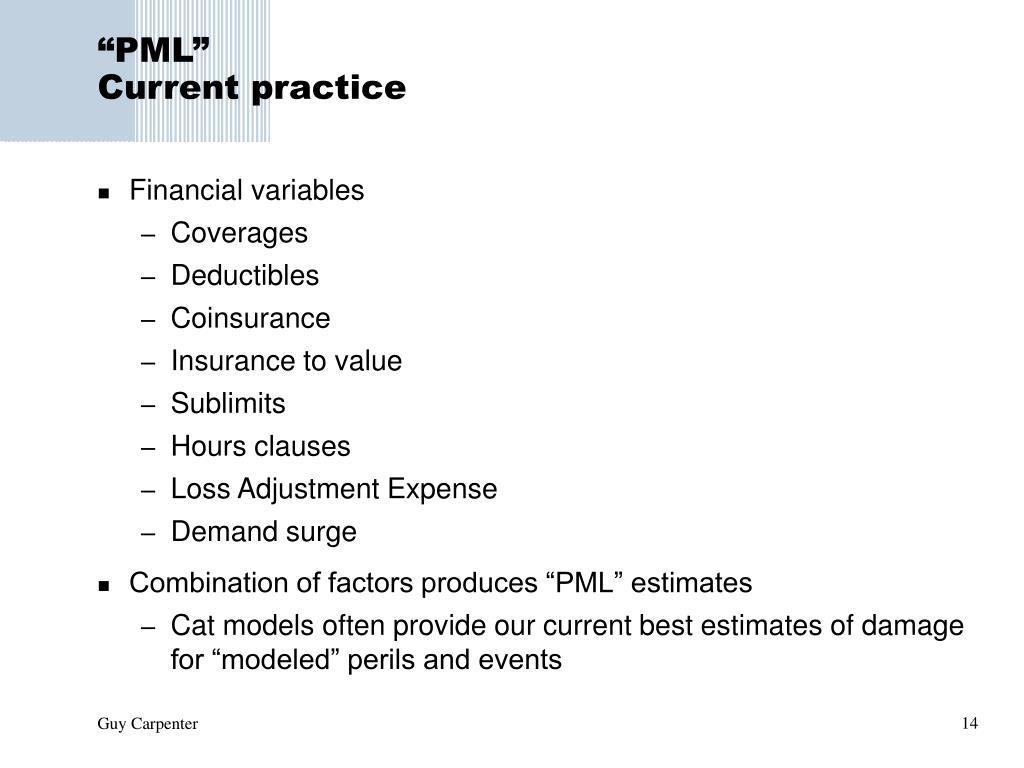 """PML"""