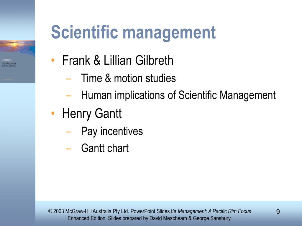 scientific management is a 'good' idea Sample applications and moresome useful samples and examples that are part of the grant application from niaid  foreign grants management  scientific review.