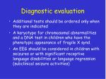 diagnostic evaluation40