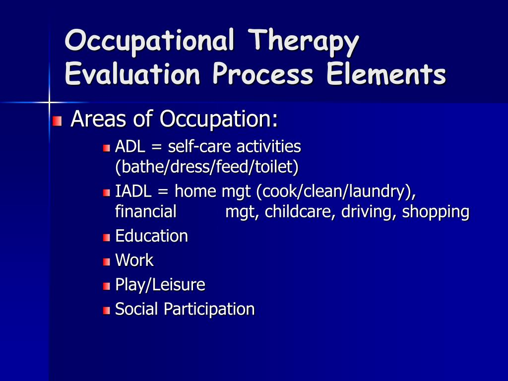 occupational therapy communication First leap is a pediatric therapy center in central texas  for typical children,  functional communication starts to come about in their  applied behavior  analysis (aba), speech, and occupational therapy all work together to.