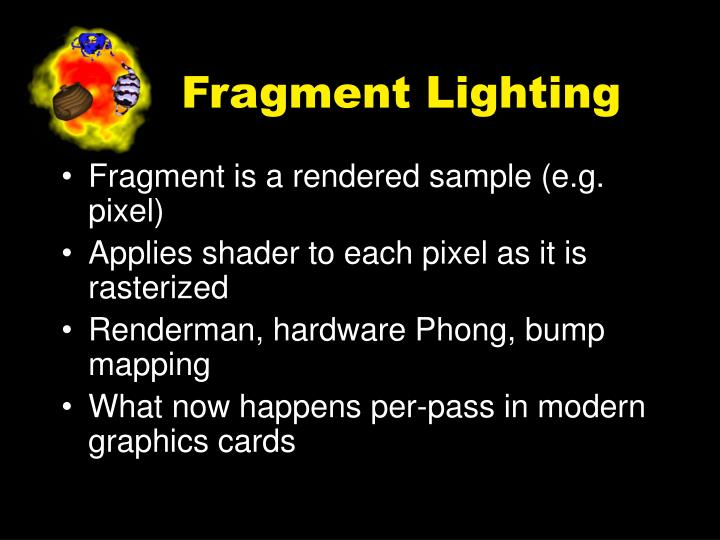 Fragment Lighting