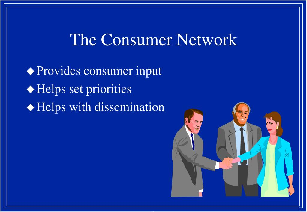 The Consumer Network
