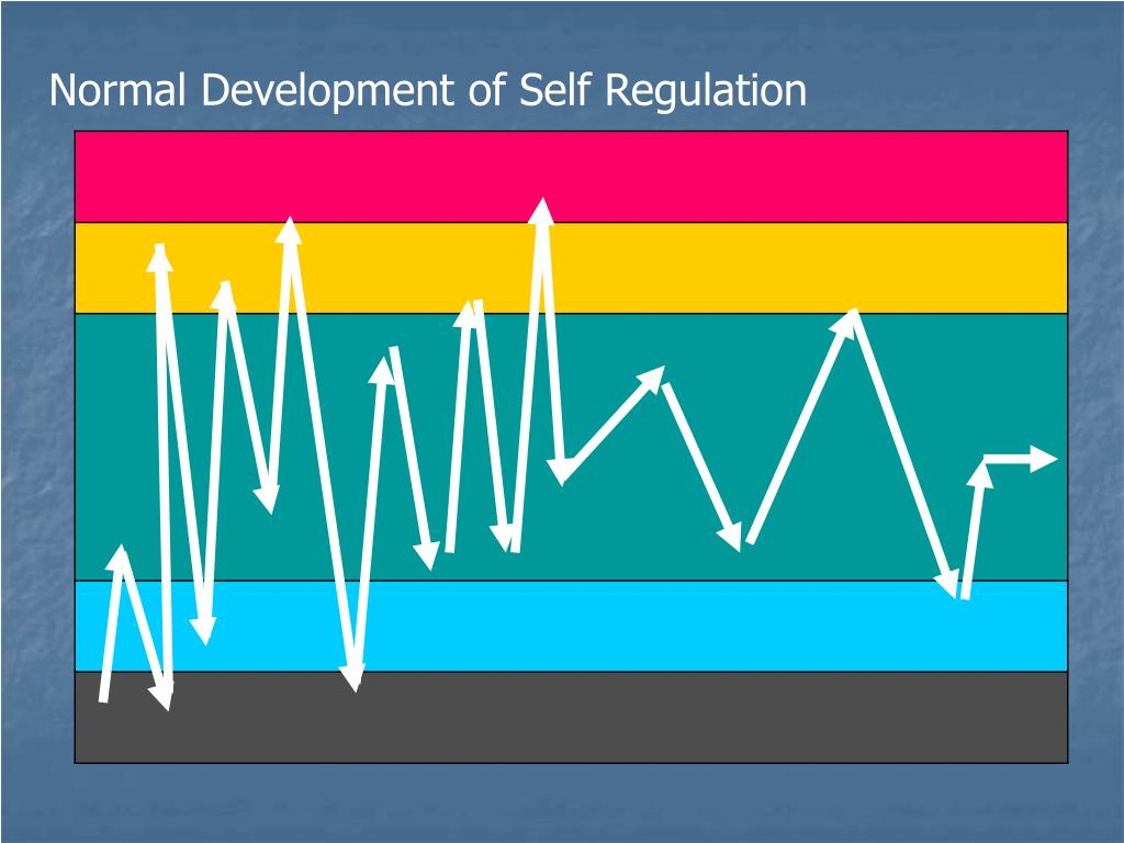 Normal Development of Self Regulation