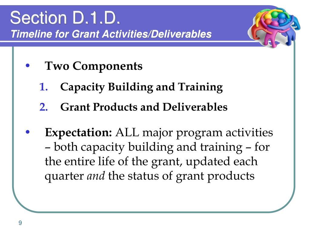 Section D.1.D.