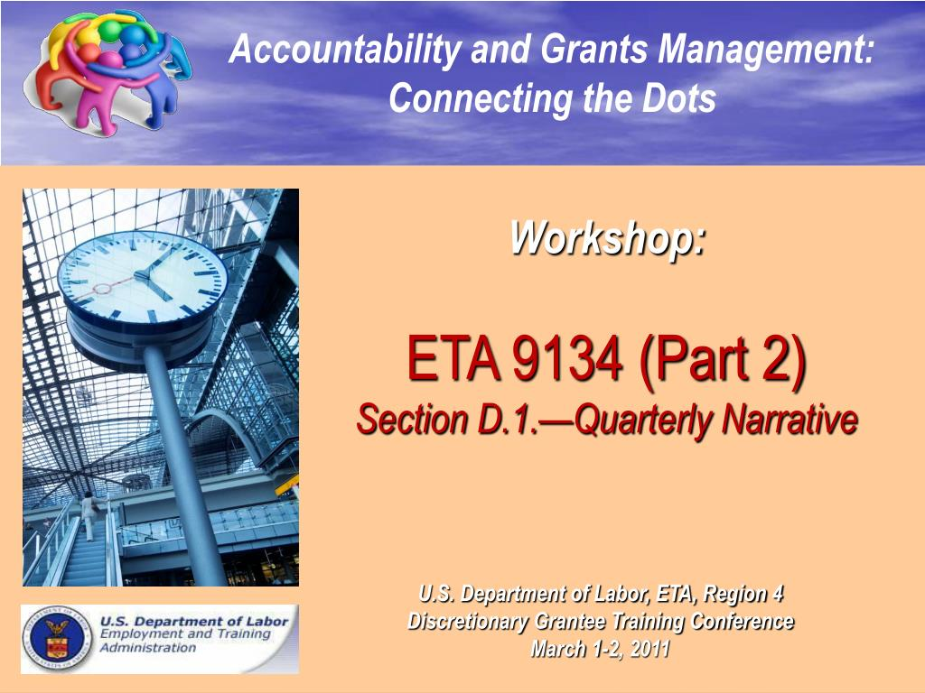 Accountability and Grants Management: