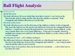 ball flight analysis32