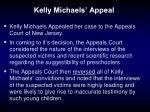 kelly michaels appeal