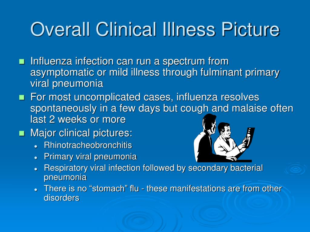 Overall Clinical Illness Picture