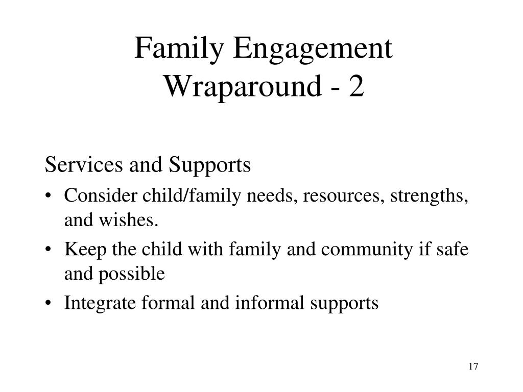 Family Engagement