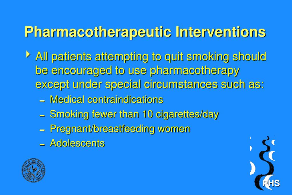 Pharmacotherapeutic Interventions