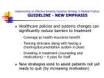 implementing an effective smoking cessation strategy in medical practice guideline new emphasis