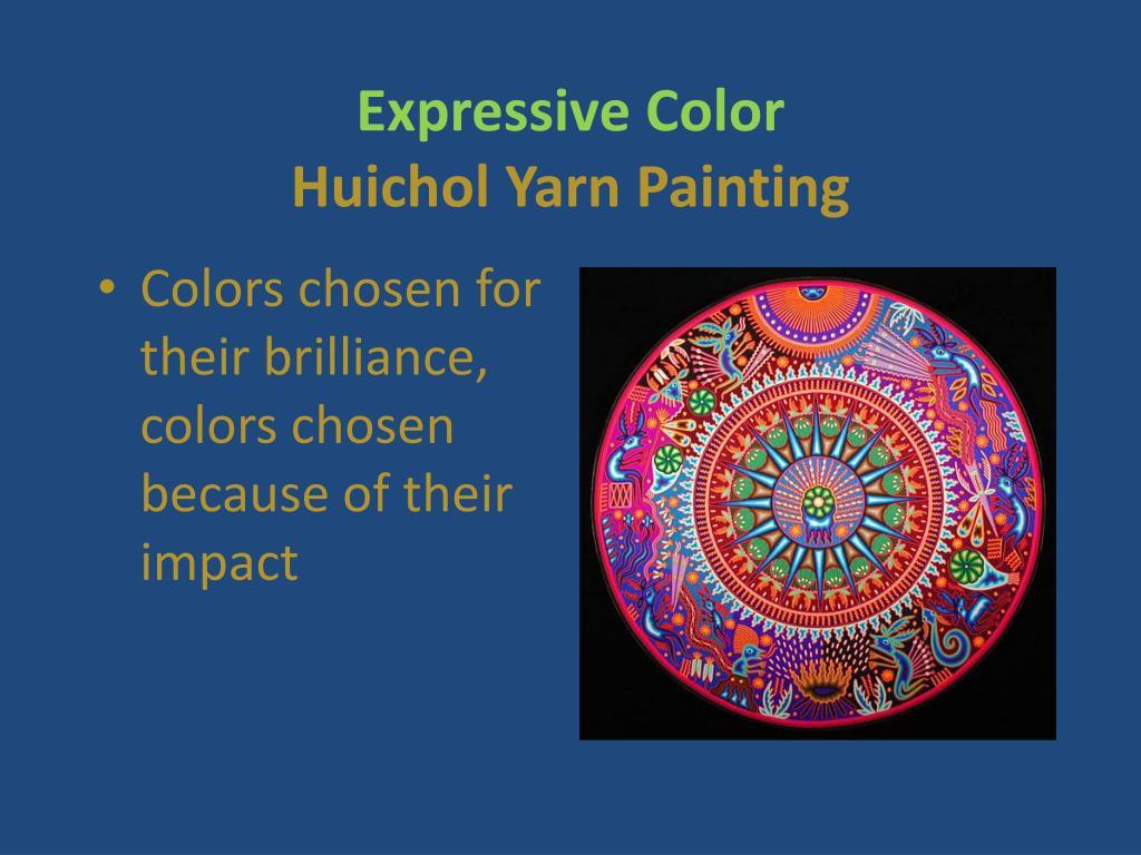 Expressive Color