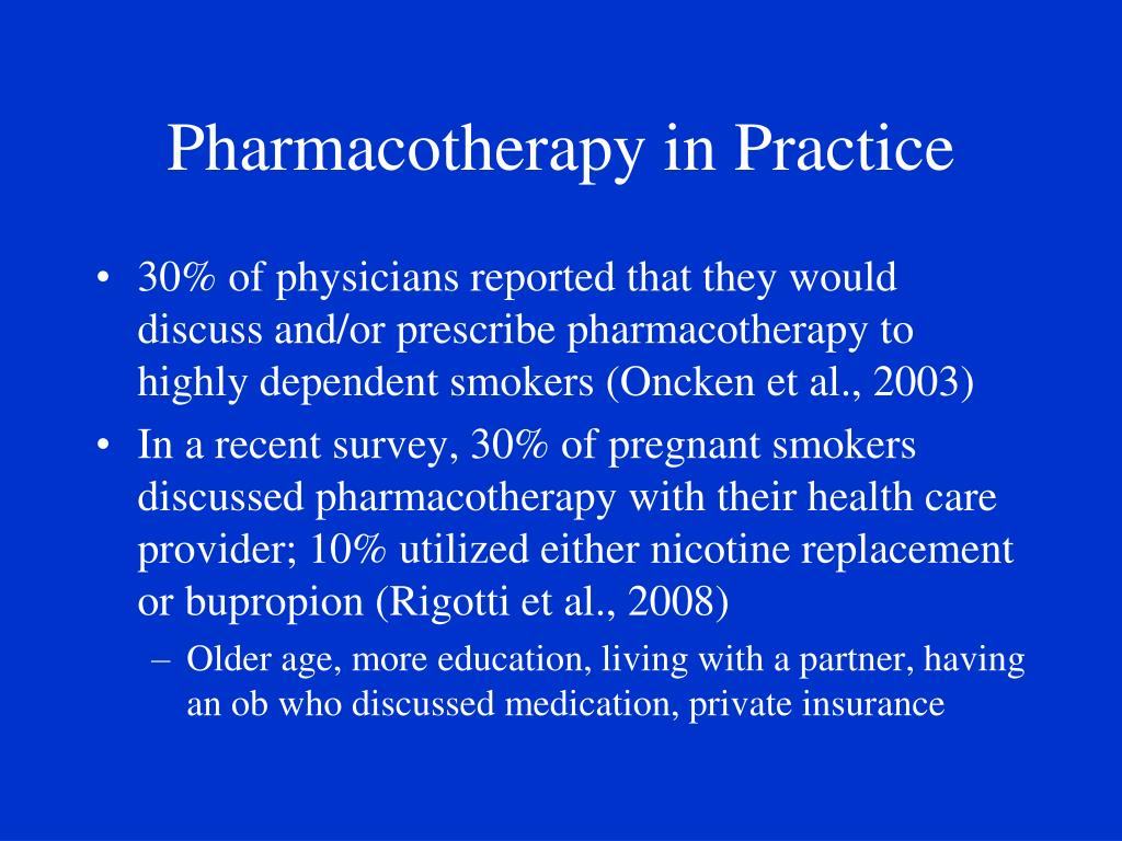 Pharmacotherapy in Practice