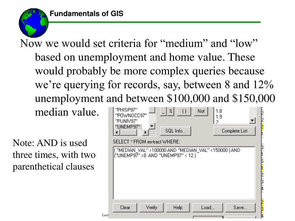 """Now we would set criteria for """"medium"""" and """"low"""" based on unemployment and home value. These would probably be more complex queries because we're querying for records, say, between 8 and 12% unemployment and between $100,000 and $150,000 median value."""